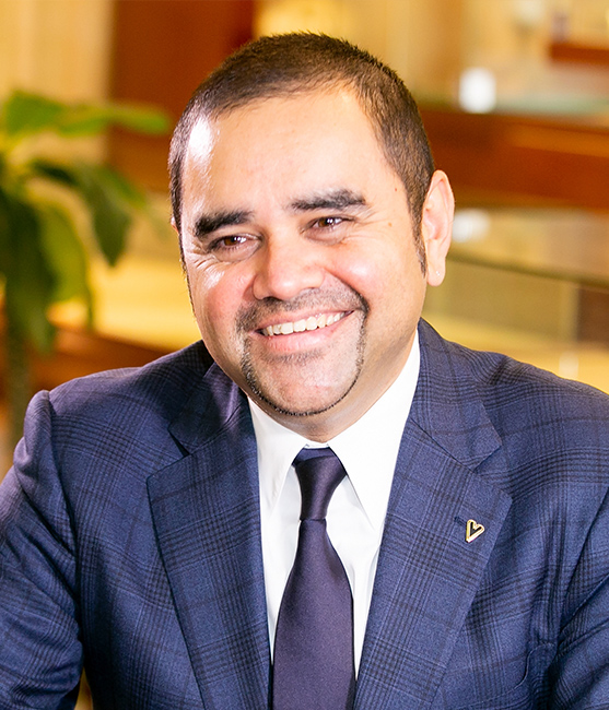 株式会社ベリテ 代表取締役社長CEO ジャベリ・アルパン・キルティクマール