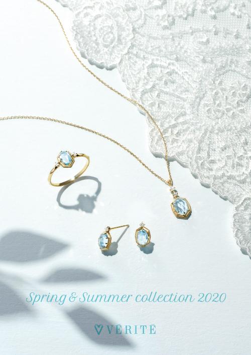 2020.4/10(fri) 2020 SPRING&SUMMER COLLECTION 発売開始!!